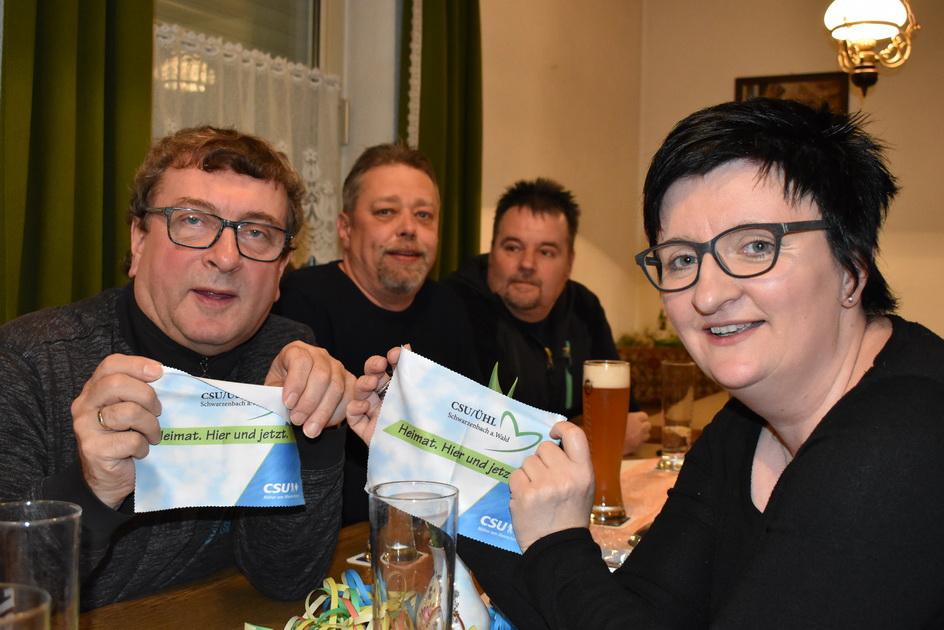 Kandidatenvorstellung in Oberleupoldsberg