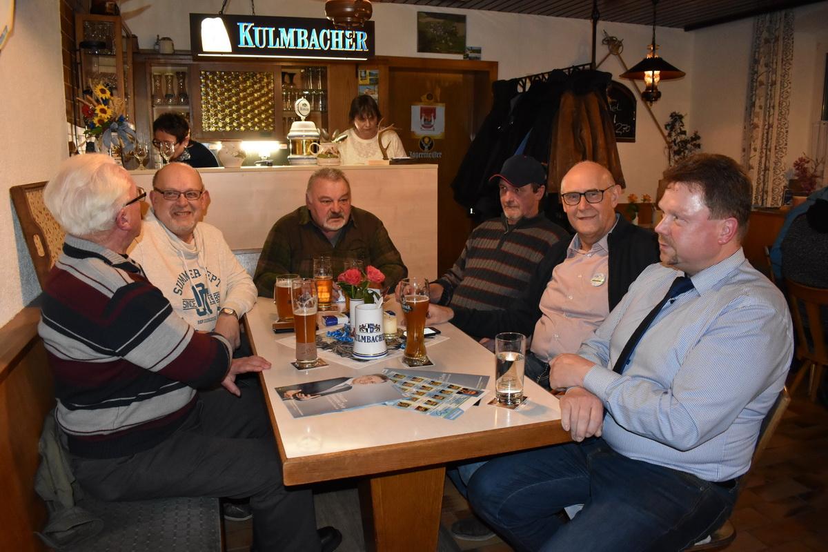 Kandidatenvorstellung in Gemeinreuth und Rodeck