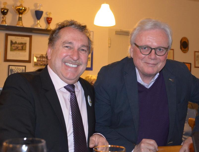 Politischer Aschermittwoch mit Landrat Dr. Oliver Bär