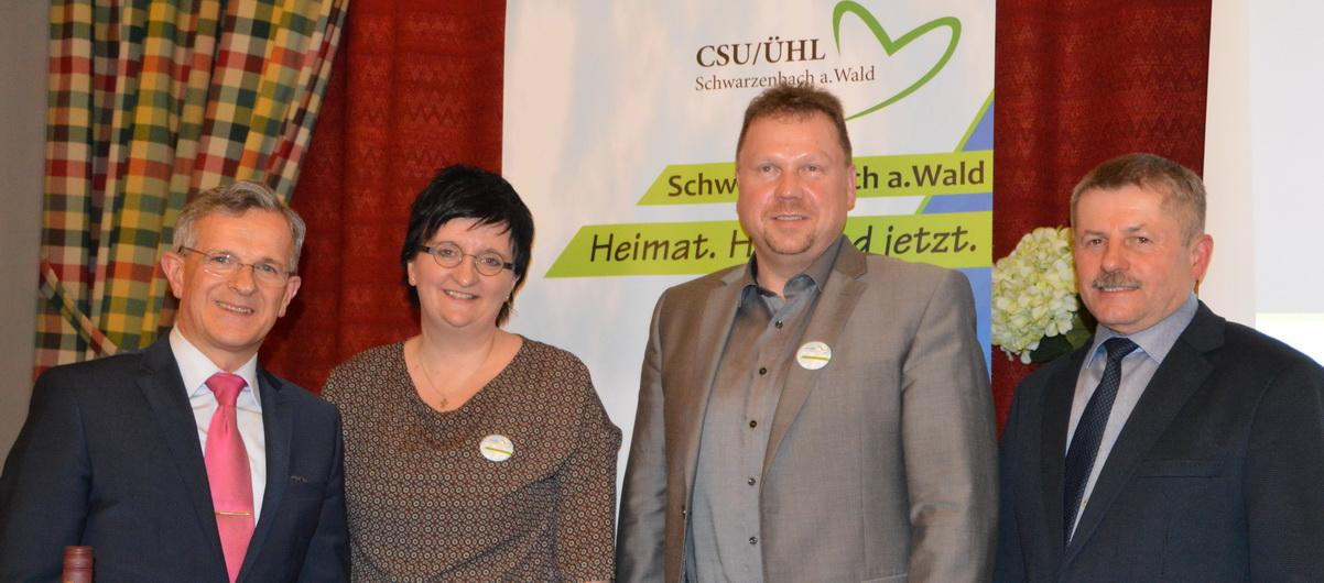 Kandidatenvorstelllung in Döbra