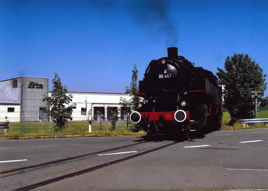 Geschichtliches vom Bahnhof Schwarzenbach a.Wald